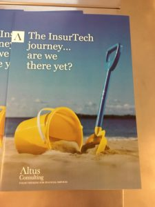 London Tech Week InsurTech Flyer