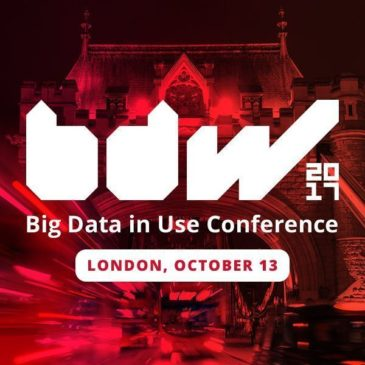 Participation in Big Data Week Conference @ London