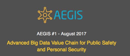 AEGIS 1st Newsletter