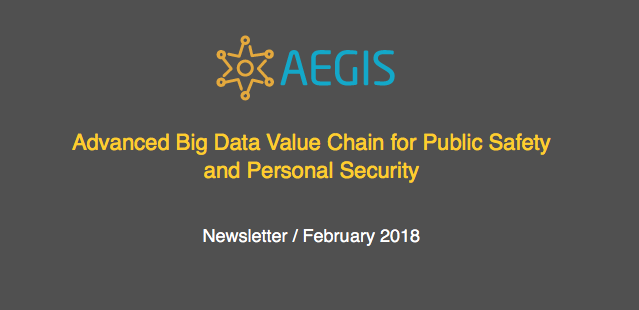 AEGIS 2nd Newsletter