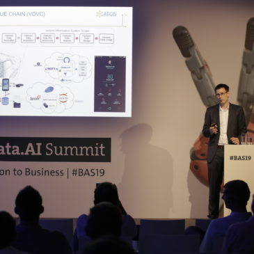 AEGIS at the Big-Data.AI Summit